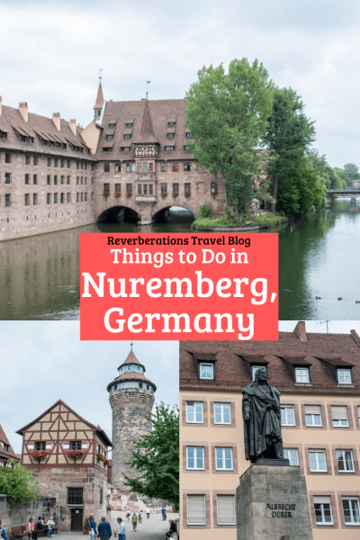 Nuremberg, Germany is rich in history, art, and delicious food. Check out these fun and important things to do in Nuremberg, Bavaria's second city. #nuremberg #germany #travel #bavaria