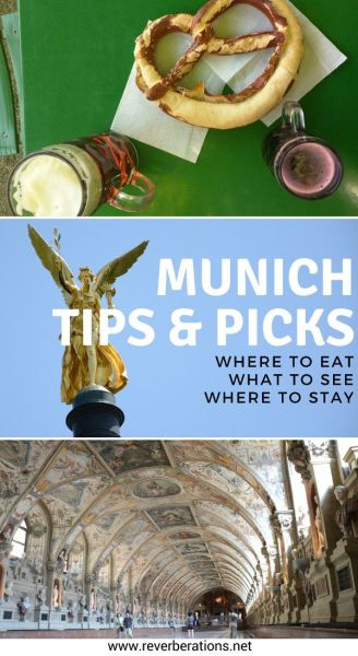 Looking for suggestions for where to eat, what to see and where to go when traveling in Munich, Germany? Here are my Munich tips for the Bavarian capital. #munich #bavaria #germany