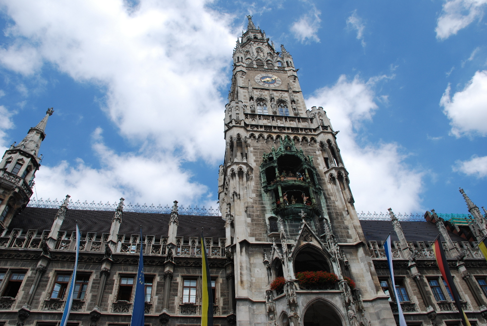 A visit to Marienplatz is an obvious Munich tip for any visit to the city.