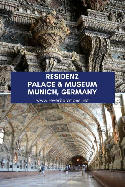 At the Residenz Munich you can see the mark the Wittelsbach dynasty left: a lavish and fantastic museum where visitors can tour the one-time palace. #Munich #Bavaria #Germany #Europe