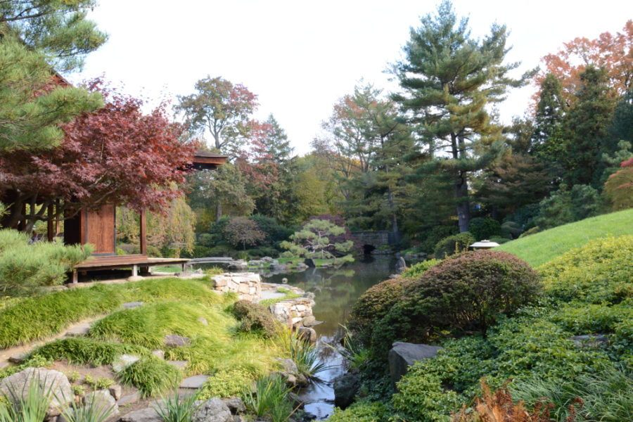 Japanese house and garden Shofuso is the best of Philadelphia off the beaten path.
