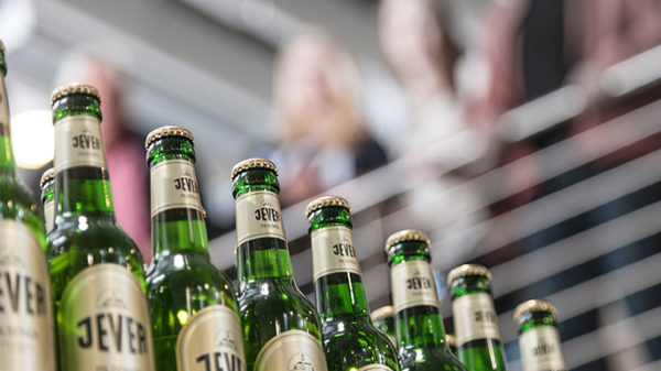 Fans of Jever can attend a brewery tour in Friesland.