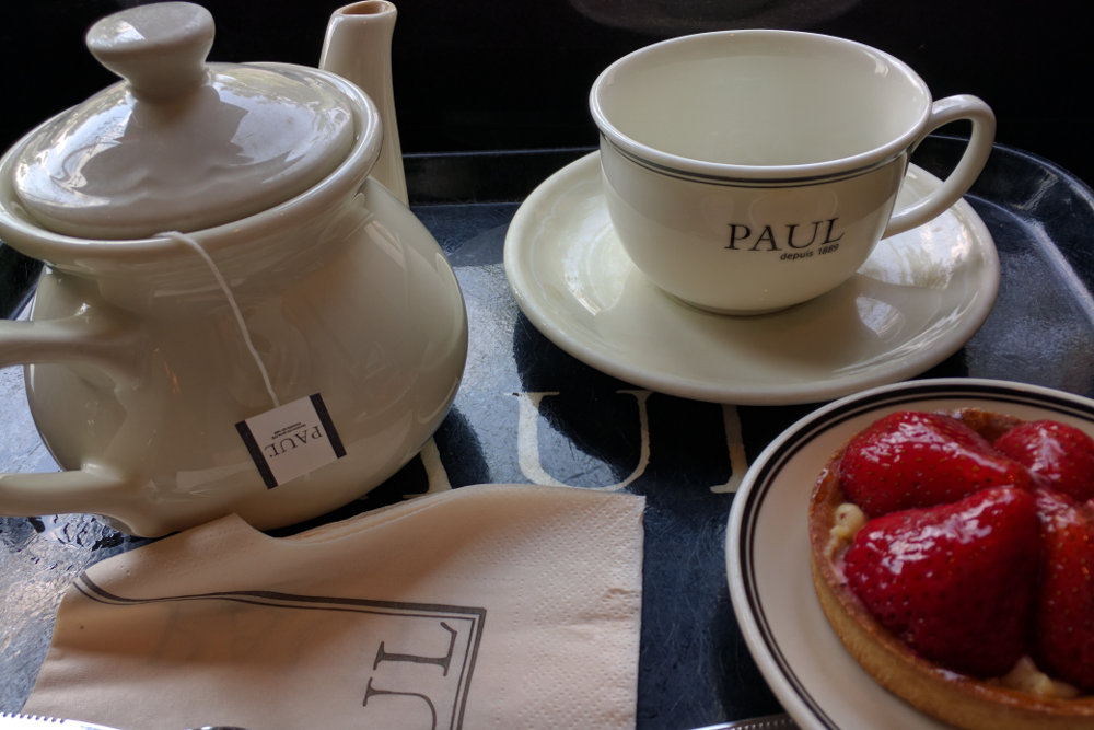paul bakery - eats in downtown washington dc