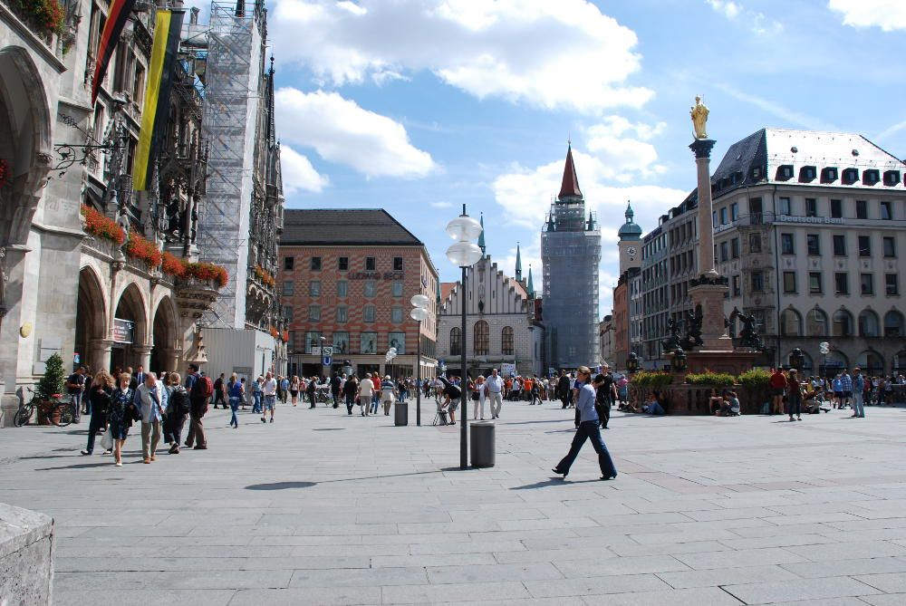 How to spend 24 hours in Munich. No visit to Munich is complete without a visit to Marienplatz, the city's central square.