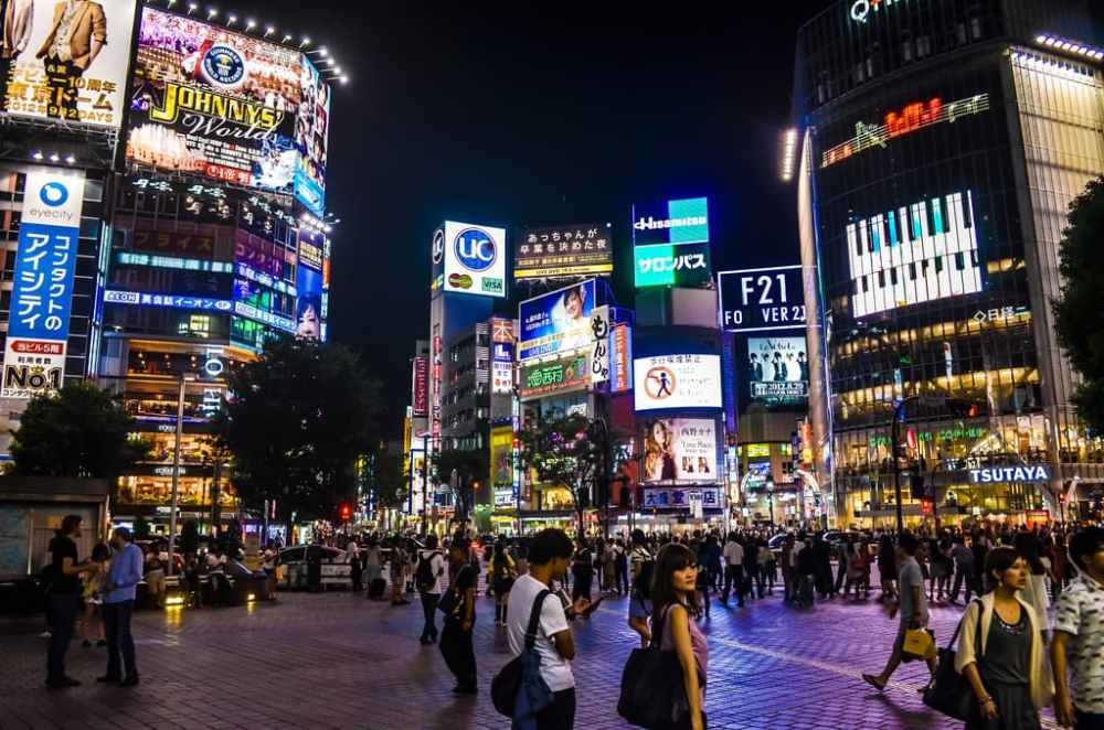 shibuya crossing streetview tokyo japan must see min
