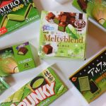 Japanese Candy: Matcha, Chocolate, Gum