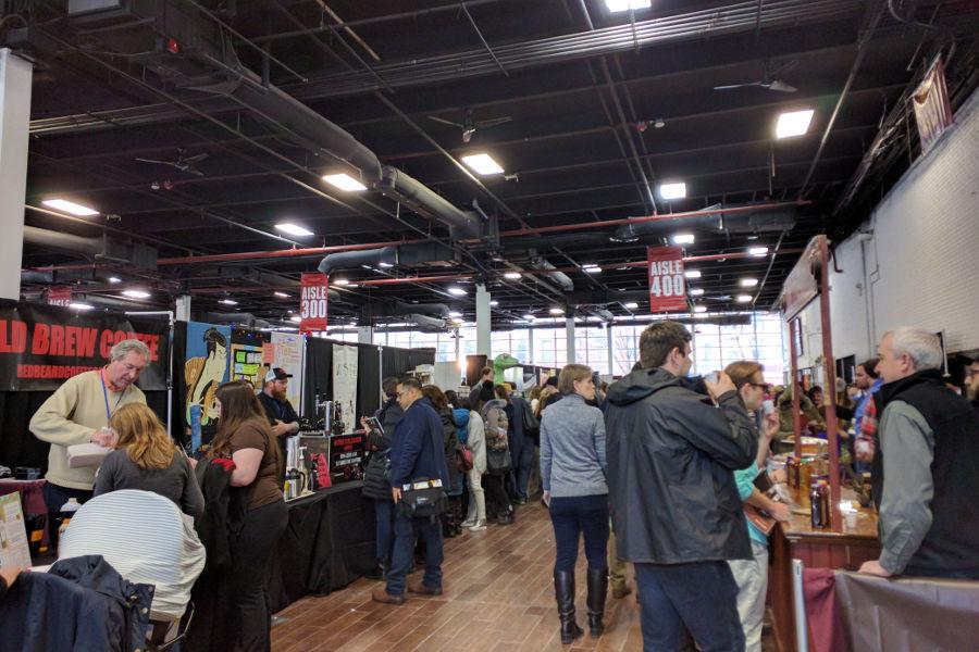coffee and tea festival nyc 2017