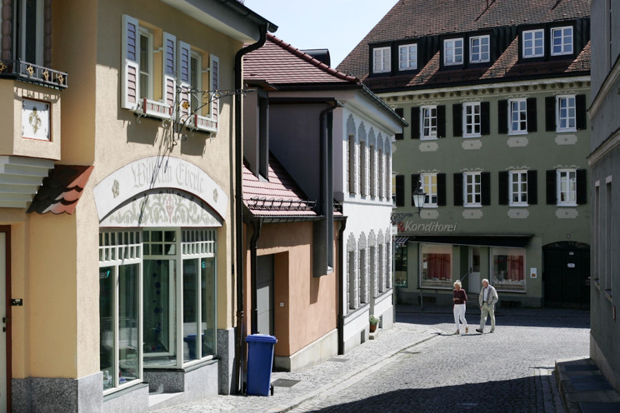 Dachau is one of 9 great day trips from Munich on Reverberations.
