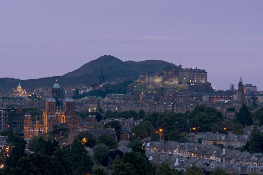 Edinburgh, Scotland. Learn more about the city as a Must See Travel Bucketlist item!