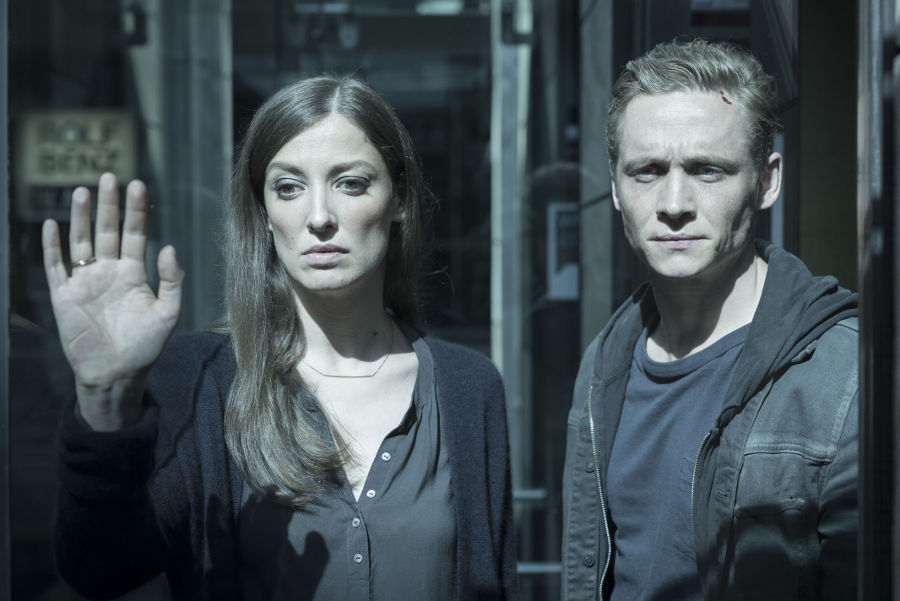 You Are Wanted starring Alexandra Maria Lara and Matthias Schweighoeffer.