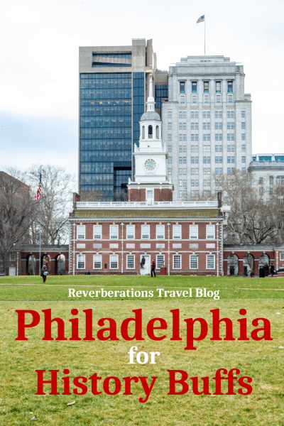 Full of history, Philly has an important part in the founding of the United States. Here's your guide for a day trip from local to Historic Philadelphia! #philadelphia #philly #visitphilly #visitpa #pennsylvania #usa #history