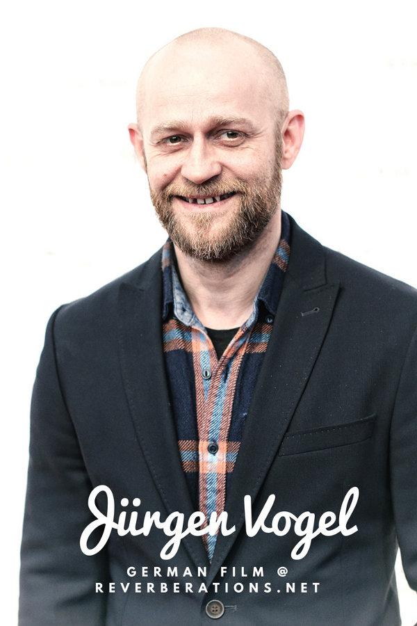 Practice German with the films of actor Jürrgen Vogel.