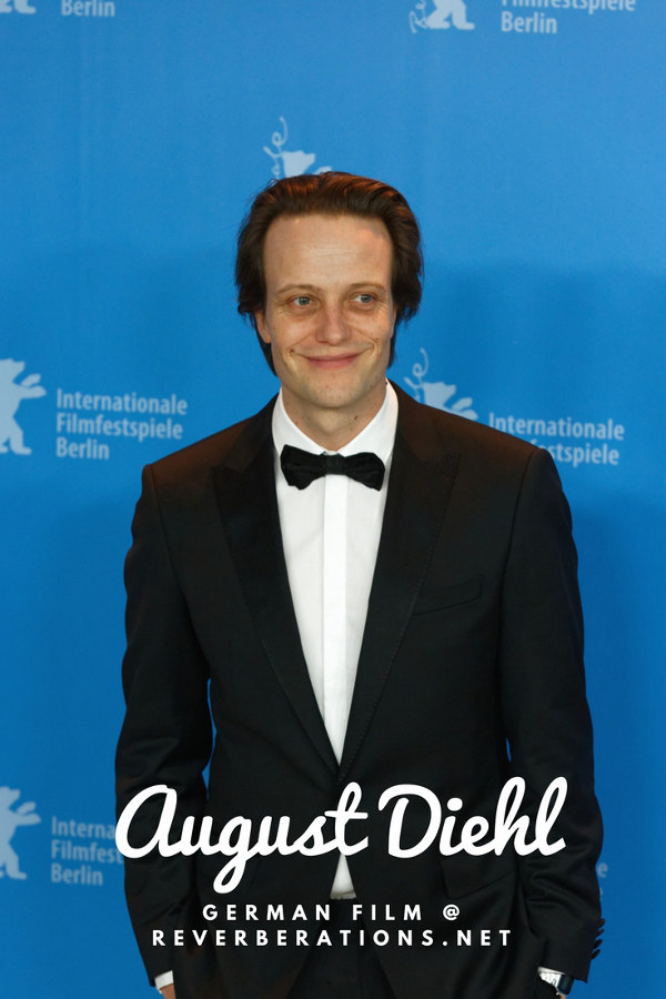 Learn German with films starring actor August Diehl.