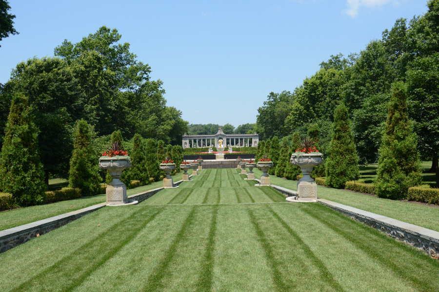 Nemours Gardens Vista.