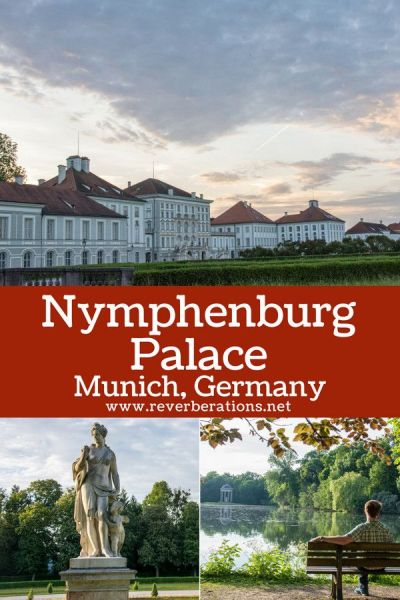 From park to palace, the ultimate travel guide with everything you need to know about Schloss Nymphenburg, or Nymphenburg Palace in Munich, Germany. #munich #germany #bavaria #travel #castle