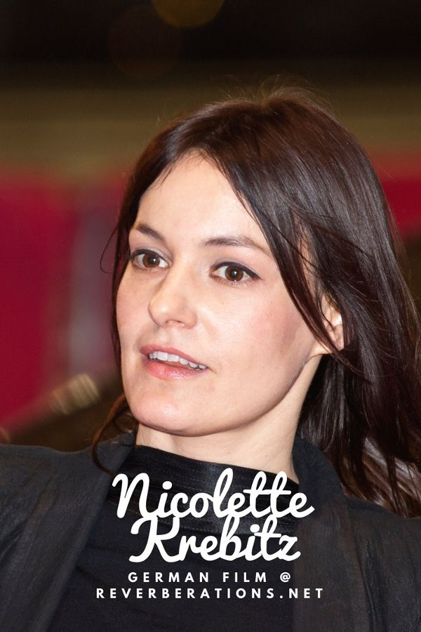Learn German with the films of actress, director and writer Nicolette Krebitz!