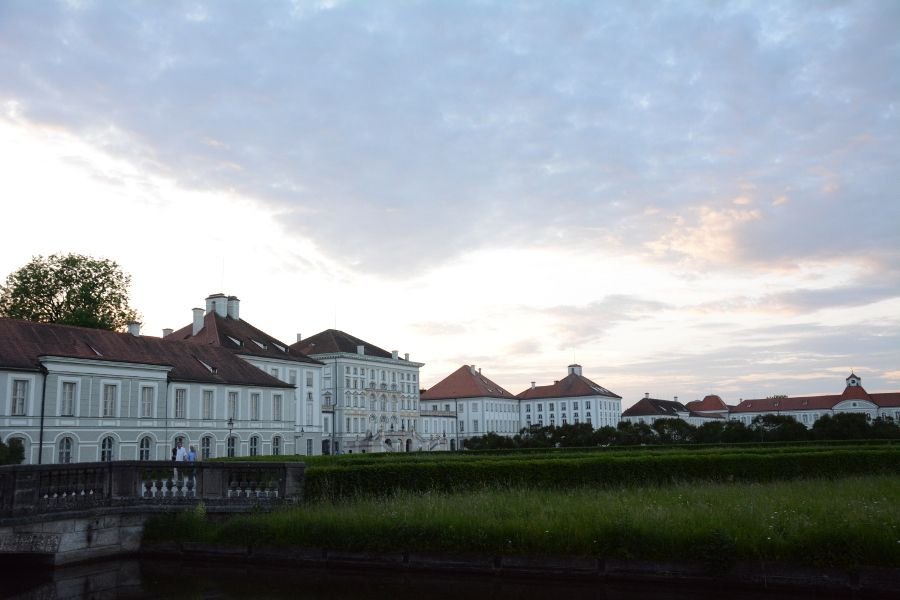 Nymphenburg Palace in Munich, Germany is a must see free thing to do in Munich.