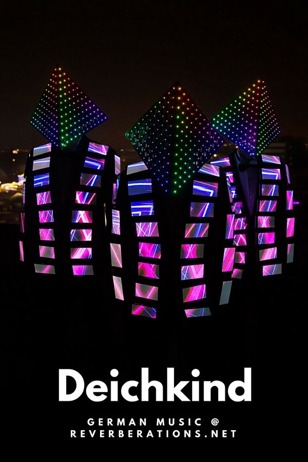 Practice your German skills using music in the German language! Featured this month is the hip hop and electro of Deichkind.