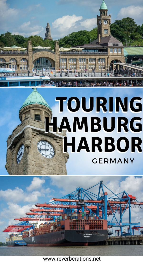 Germany's Port of Hamburg serves as a container terminal, cruise terminal and tourist attraction. Guide to touring the Hamburg Harbor.