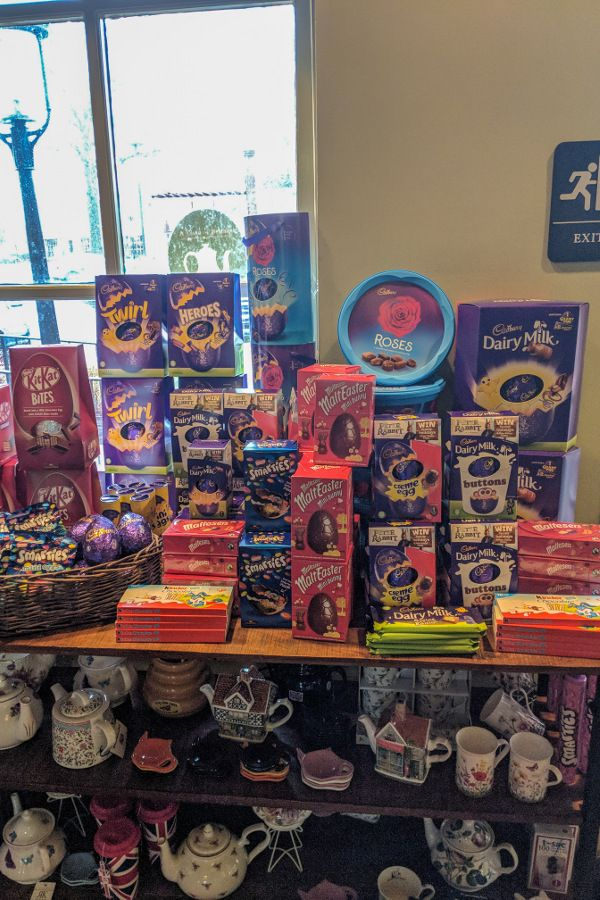 Get your fix for British candy at A Taste of Britain.