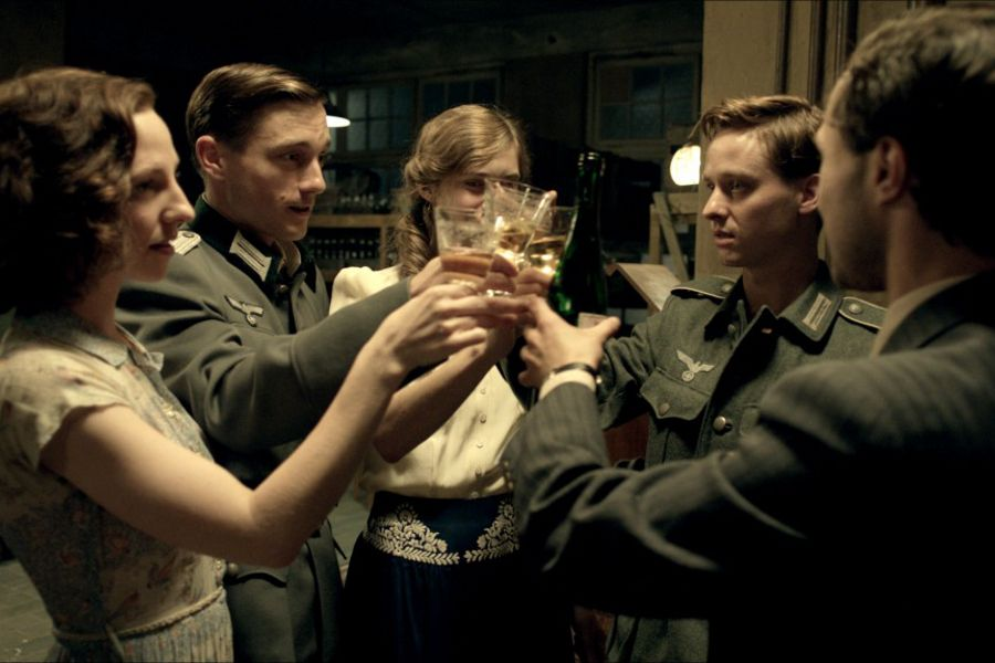 Learn German with Generation War starring Volker Bruch.