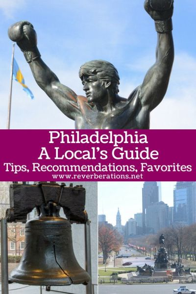 Get the inside scoop on the City of Brotherly Love with these Philadelphia tips and local favorites on food, sightseeing, and more. #philly #philadelphia #visitphilly #visitpa #pennsylvania #traveltips #travel