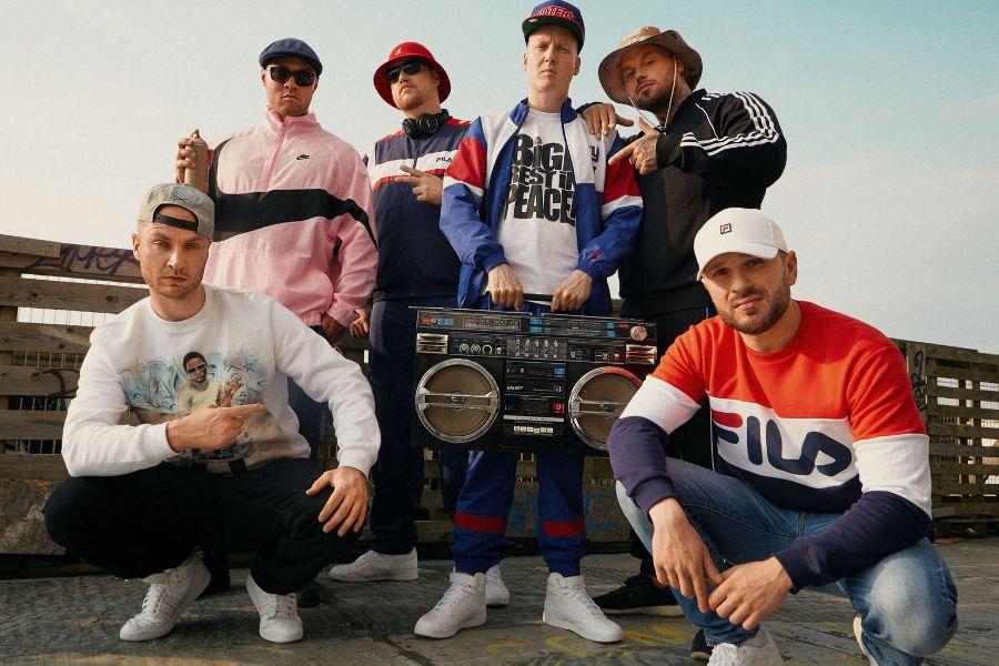 Learn German with the hip hop crew Verbales Style Kollektiv!