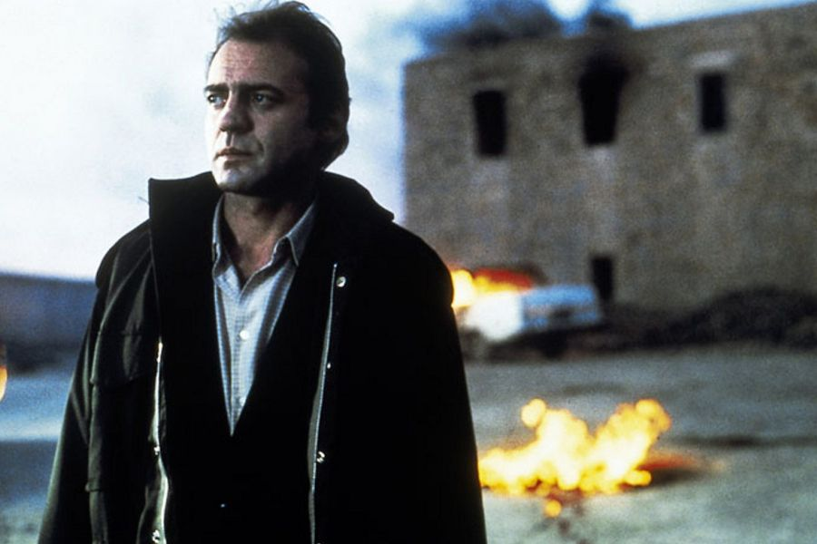 Learn German with the film Die Fälschung (Circle of Deceit) starring Bruno Ganz.
