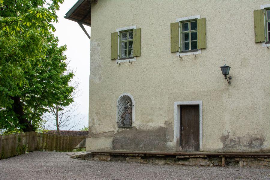 A Bavarian building.