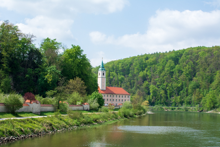 Hidden along the Danube River Gorge, Kloster Weltenburg is a quiet escape.