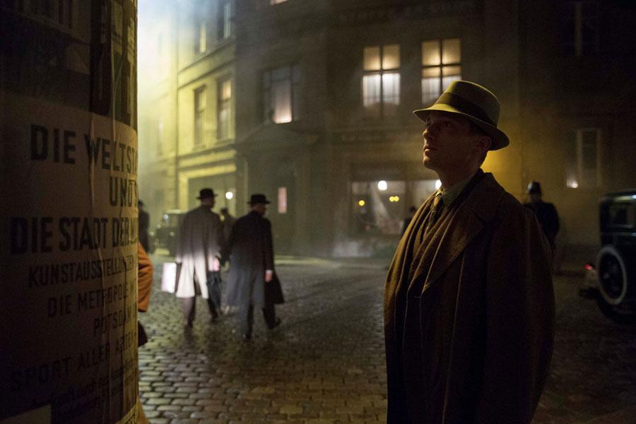 German series on Netflix: Babylon Berlin