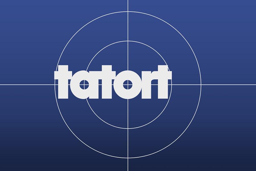 German TV Show: Tatort.