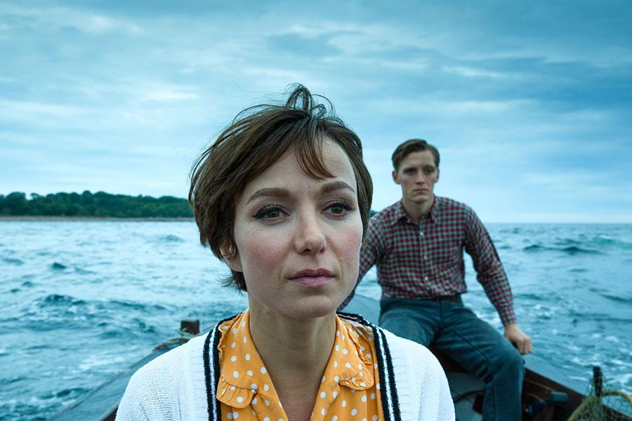 German movie A Minute's Silence starring Jonas Nay