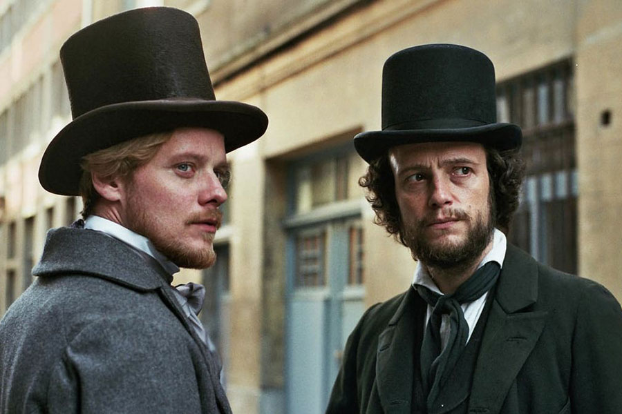 German biopic The Young Karl Marx