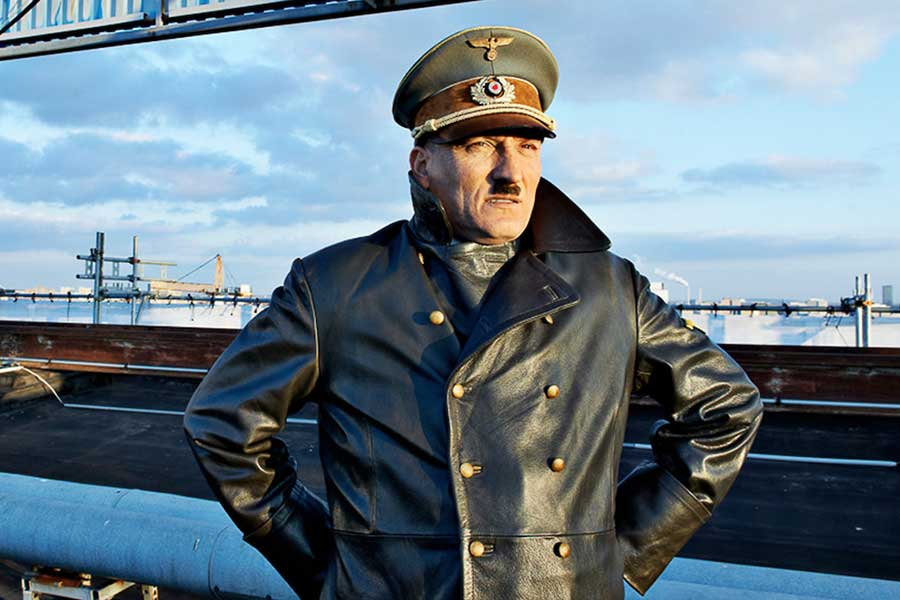 German movies on Netflix like Look Who's Back.