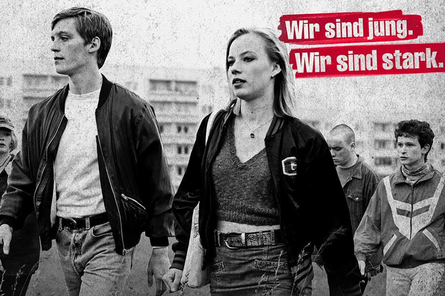 German movies available for streaming like We Are Young. We Are Strong.