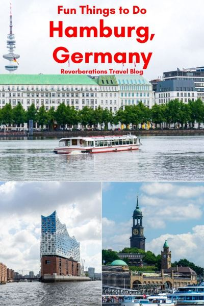 From a historic waterfront to world-class museums, there are lots of great places to visit in Hamburg. Here are 6 fun things to do in Hamburg, Germany! #hamburg #germany