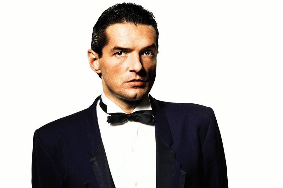 Learn German with the music of Austrian pop rocker Falco!