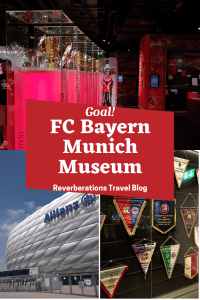 FC Bayern Erlebniswelt is an FC Bayern museum inside Munich's Allianz Arena that will thrill fans both serious and casual with the team's trophies and history. #munich #bavaria #germany #museum #fcbayern