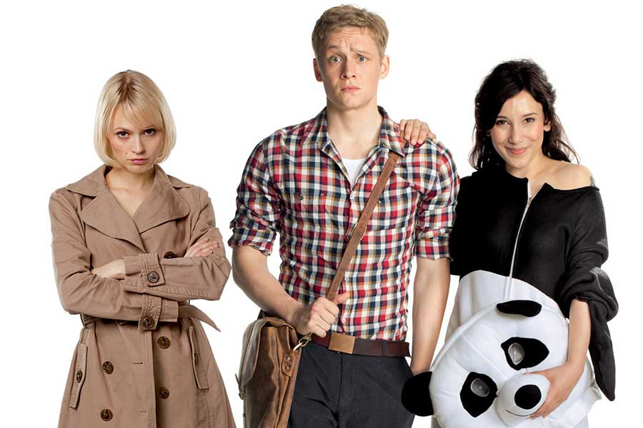Learn German with the film What a Man, starring Matthias Schweighöfer!
