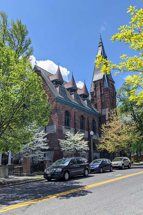 The Linden Hall School for Girls in Lititz, PA.