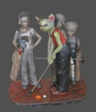 Mort_In-Hell-Watching-a-Cat-Golf