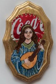 """Kimberly Zsebe """"St. Cecilia"""""""