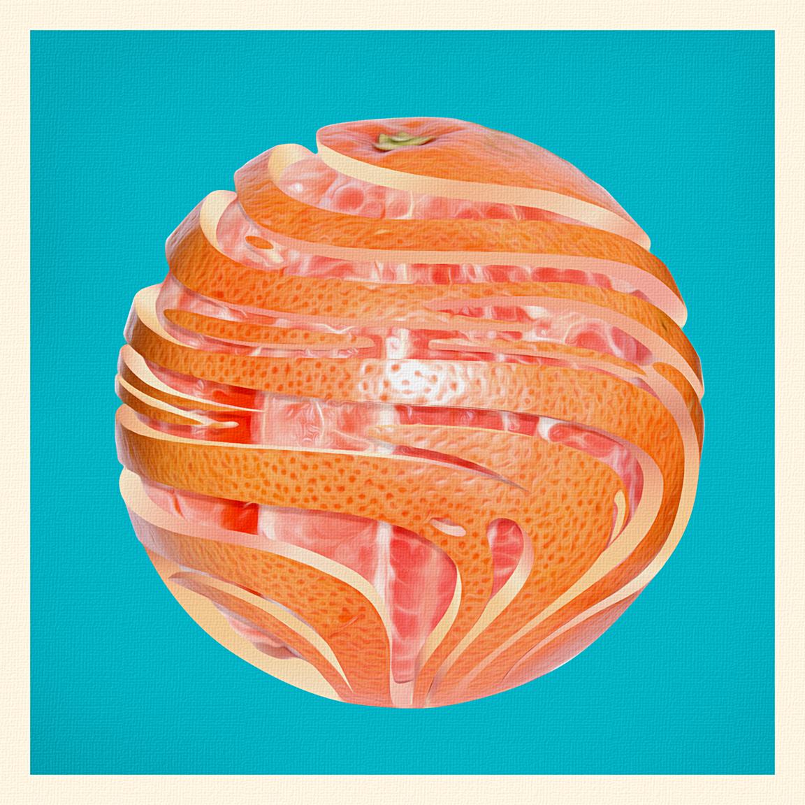 """Kii Arens """"Grapefruit 2"""""""