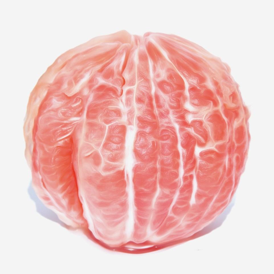 """Kii Arens """"Grapefruit Naked"""""""