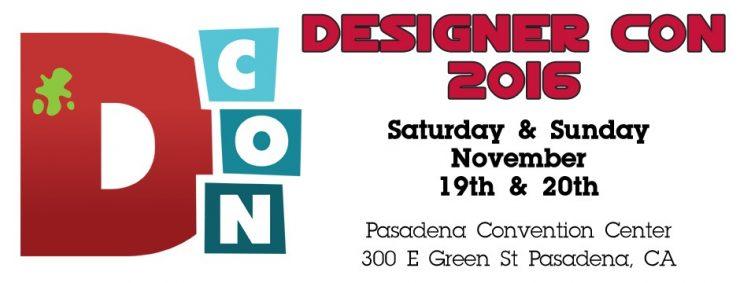 Designer Con 2016