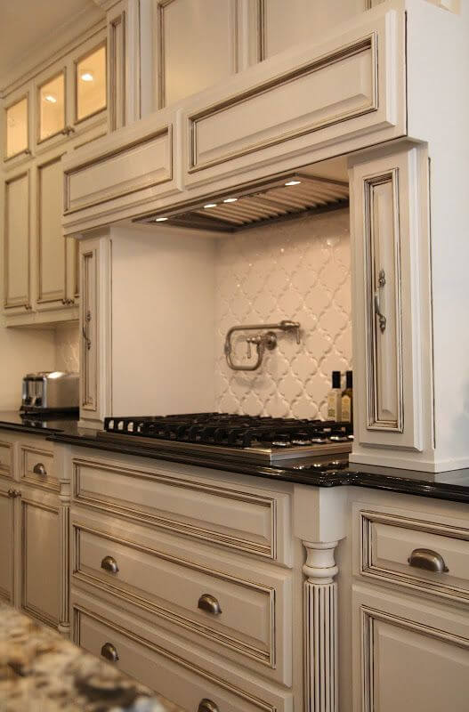 off white kitchen cabinets outdoor 25 antique ideas that blow your mind reverb kitchens