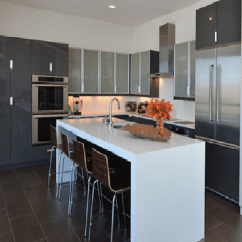 Metal Cabinets Kitchen Suspended Shelves 30 Ideas Style Photos Remodel And Decor Manufacturers