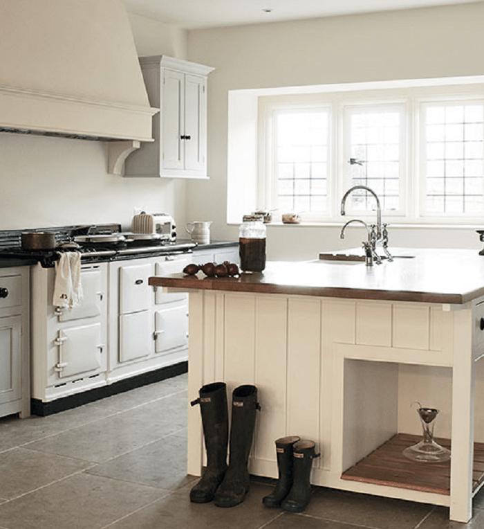 free standing kitchen sink