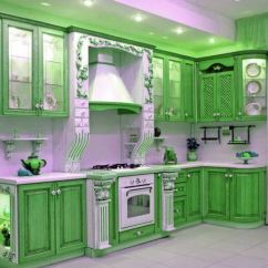 Green Kitchen Cabinets Ikea 15 Design Photos Ideas Inspiration